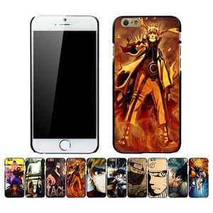 Naruto Artistic iPhone Case