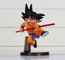 Dragon Ball Z Son Goku Childhood Action Figure