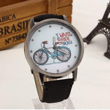 I Want to Ride My Bike Watch
