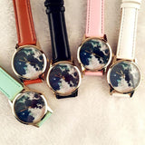 Cloudy Sky Traveler Watch