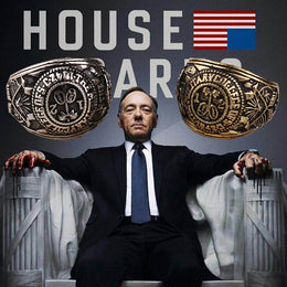 House of Cards Frank's Ring