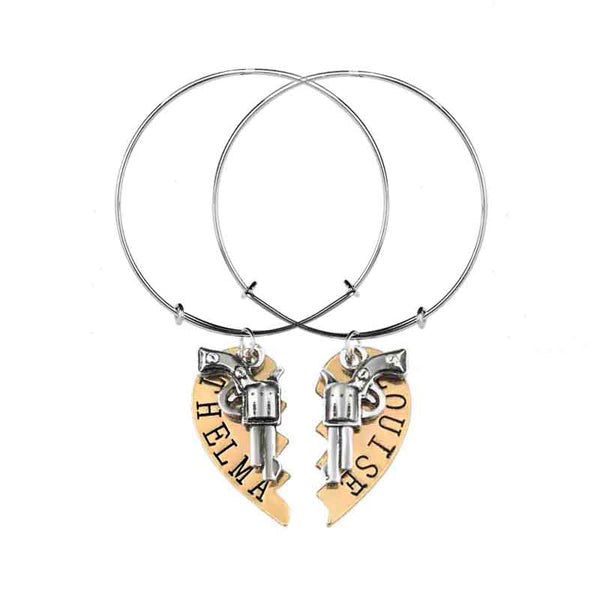 74e95299 Thelma and Louise Friendship Bangles - Set of 2 – IWISB