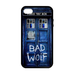 Doctor Who Tardis Bad Wolf Case for iPhone