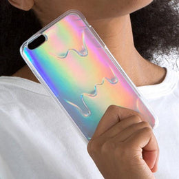 holographic phone case