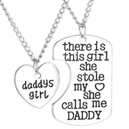 There Is This Girl She Stole My Heart She Calls Me Daddy Father Daughter Set