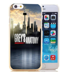 Grey's Anatomy Seattle Skyline iPhone Case