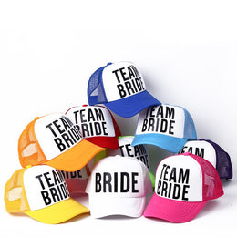Bridal Bachelorette Trucker Hats
