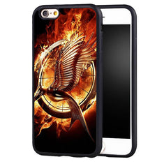 The Hunger Games Mockingjay Phone Case for iPhone