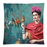 Frida Kahlo Pillow Case