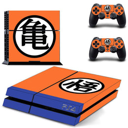 Dragon Ball Z PlayStation PS4 Skin Sticker