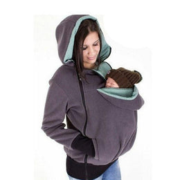 Baby Carrier Kangaroo Coat