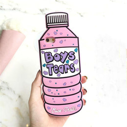 Boys Tears Bottle Phone Case