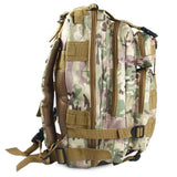 Military Style Tactical Survival Backpack