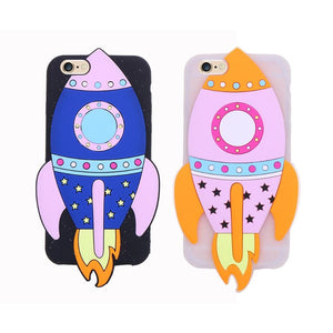 Rocket iPhone Case