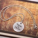 Grey's Anatomy You're My Person Couples Necklace Set