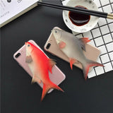 3D Fish iPhone Case
