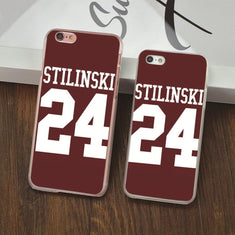 Teen Wolf STILINSKI 24 iPhone Case