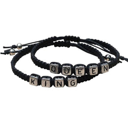 King&Queen Couples Bracelet