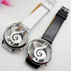 Treble Clef Music Watch