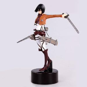 Attack On Titan Shingeki No Kyojin Mikasa Ackerman Action Figure