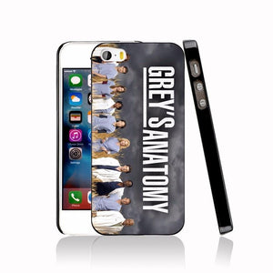 Grey's Anatomy Cast iPhone Case