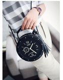 Alarm Clock Novelty Crossbody Bag