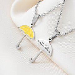 How I Met Your Mother You're my Yellow Umbrella Necklace