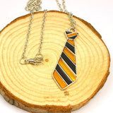 House Tie Necklace
