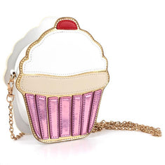 Cupcake Mini Shoulder Bag