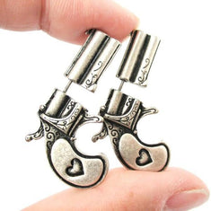 Pistol Whipped Earrings