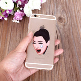 Kimoji Kim Kardashian Cases For Iphone