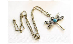 Game Of Thrones Sansa Stark Dragonfly Necklace Iwantitsobad