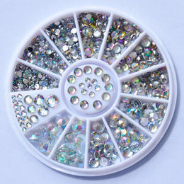 Rhinestone Nail Art Decoration