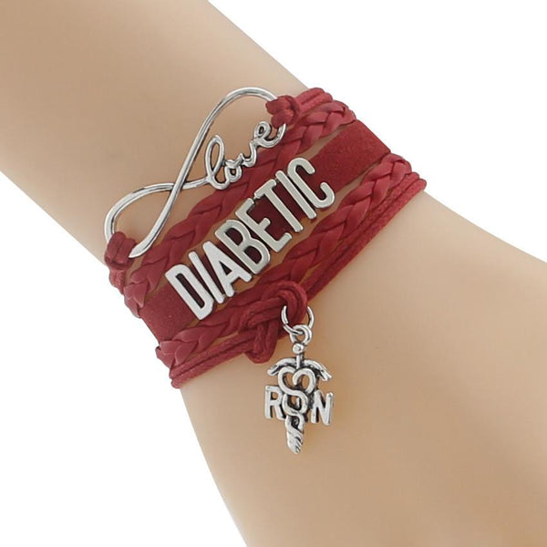 Diabetic Awareness Bracelet