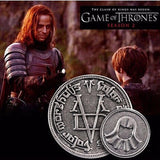Game Of Thrones Faceless Man Coin