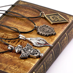 WoW World of Warcraft Symbol Necklace