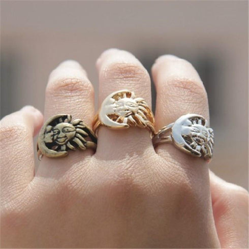 Game of Thrones Sun and Moon Ring