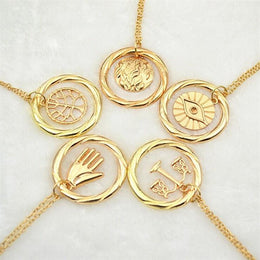 Divergent Factions Pendant Necklace