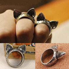Kitty Ears Ring