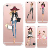 Fashionista iPhone Case