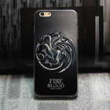 Game of Thrones Houses iPhone Case