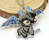 how to train your dragon necklace