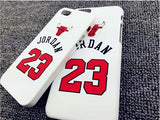 Michael Jordan No 23 Chicago Bulls iPhone Case