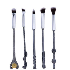 Harry Potter Wizard Wands Makeup Brush Set