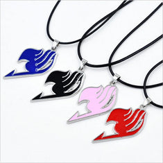 Fairy Tail Natsu Dragneel Guild Pendant Necklace