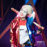 Suicide Squad Harley Quinn Cosplay Jacket