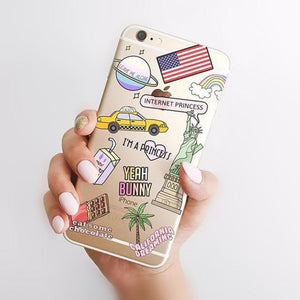 American Dream iPhone Case