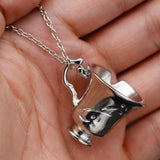 Once Upon A Time Tea Cup Necklace