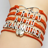 Proud ADHD Awareness Bracelet