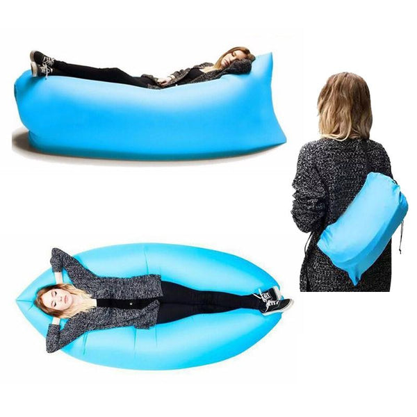 Lazy Bag Fast Inflatable Sofa Air Bed Iwisb
